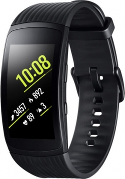 Samsung SM-R365 Gear Fit 2 Pro  Bluetooth nagy okosóra (SM-R365NZKAXEH)