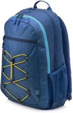 HP 15,6'' Active Blue/Yellow Backpack hátizsák