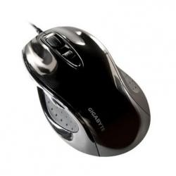 GIGABYTE M6880 USB lézer fekete gamer egér (GM-M688010-BBR)
