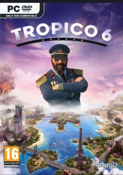 Tropico 6 PC játékszoftver (2805840)