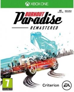BURNOUT PARADISE REMASTERED XBOX One játékszoftver (1062907)