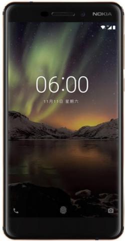 Nokia 6.1 DualSim 32GB Fekete (11PL2B01A10)