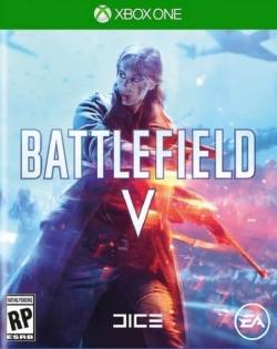 Battlefield V XBOX ONE CZ/SK/HU  játékszoftver (1047923)