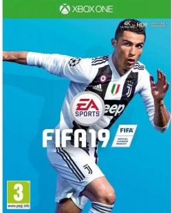 FIFA 19 XBOX One játékszoftver (1038992)