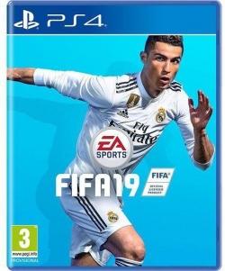FIFA 19 PS4 játék (1038939)