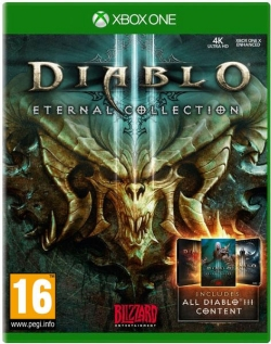 Diablo 3 Eternal Collection Xbox One