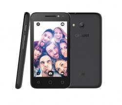 ALCATEL One Touch Pixi 4 5010D Dual SIM Fekete Okostelefon (5010D-2AALE11)