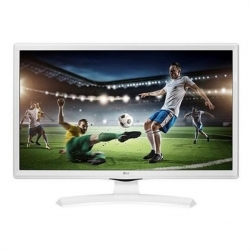 LG 24'' 24TK410V-WZ HD ready LED IPS HDMI fehér TV-monitor( 24TK410V-WZ)
