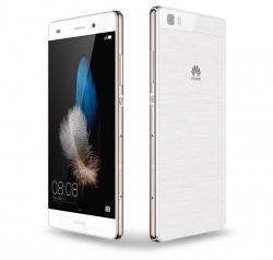 Huawei P8 Alice Lite Fehér Okostelefon+Panda Internet Security (51098481_Bundle+ Panda Internet)