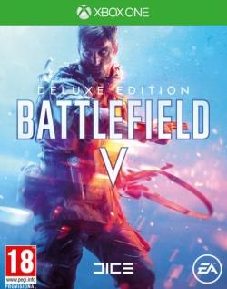 BATTLEFIELD V DELUXE Xbox One CZ/SK/HU/RO játékszoftver (1072013)