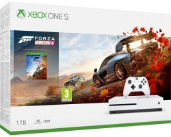Xbox One S 1TB + Forza Horizon 4 (234-00561)