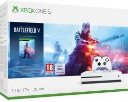 Microsoft Xbox One S Battlefield 5 Deluxe + Vertikális állvány (234-00688_VA)