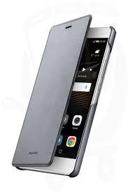 Huawei P9 Lite Szürke Flip Tok (51991527_HU)