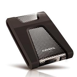 ADATA AHD650 2,5'' 2TB USB3.1 ütésálló fekete külső winchester