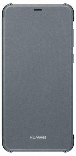 Huawei P-Smart book cover, Fekete (HUA-BOOK-P-SMART-BK)