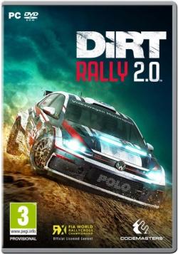 Dirt Rally 2.0 PC játékszoftver  (2805807)