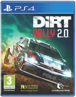 Dirt Rally 2.0 PS4 játékszoftver (2805808)