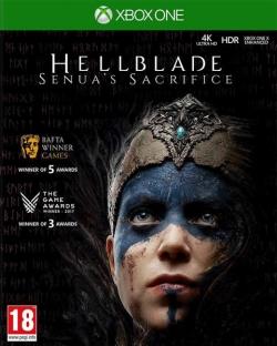 Hellblade Senuas Sacrifice Xbox One Játék (MZU-00014)