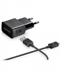 Samsung hálózati töltő, micro usb kimenettel ( 1Ah) (OSAM-ETA-0U80EBEG)