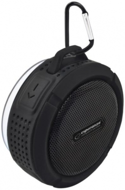 ESPERANZA COUNTRY BLUETOOTH SPEAKER BLACK (EP125KK)