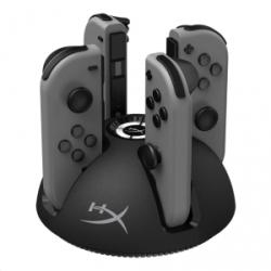 Kingston HyperX ChargePlay Quad Nintendo Switch kontroller töltő állomás (HX-CPQD-U)