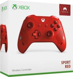 Microsoft Xbox One vezetéknélküli kontroller Sport Red Special Edition (2805862)