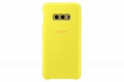 Samsung Galaxy S10 E szilikon védőtok  Sárga  (OSAM-EF-PG970TYEG)
