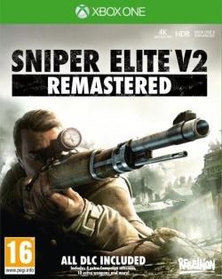 Sniper Elite v2 Remastered XBOX One játékszoftver (2805957)