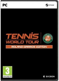 Tennis World Tour Roland Garros Edition PC játékszoftver  (2805951)