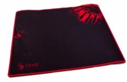 A4-Tech Bloody B-080 fekete-piros mintás gamer egérpad