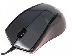 A4-Tech N-400-1 V-Track USB optikai szürke egér
