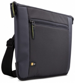 Case Logic Intrata Slim Notebook Táska 15,6'' Szürke (INT-115GY)