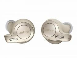 Jabra Elite 65T True Wireless vezeték nélküli fülhallgató,arany -  100-99000001-60