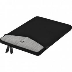 Dicota Code Sleeve Notebook Tok 15'' Fekete-Szürke (D30572)