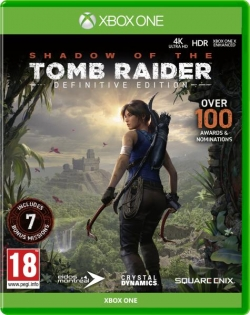 Shadow of the Tomb Raider: Definitive Edition Xbox One