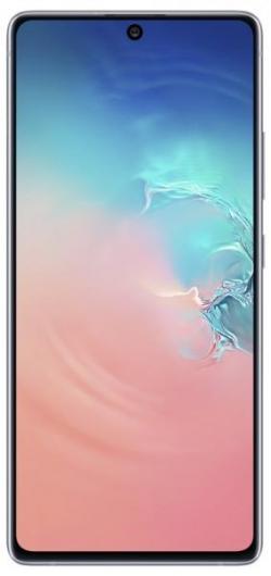 Samsung G770 GALAXY S10 LITE DS Fehér okostelefon (SM-G770FZWDXEH)
