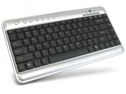 A4Tech EVO SlimUltra USB angol billentyűzet (A4TKLA10242)