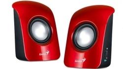 GENIUS SP-U115 Piros Hangszóró (SP-U115 RED)