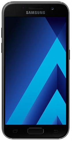 Samsung SM-A320F A3 (2017) LTE 16GB fekete Okostelefon (SM-A320FZKNXEH)