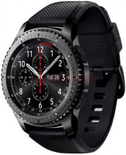 Samsung Gear S3  Frontier Black (SM-R760NDAAXEH)