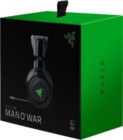 Razer ManO War 7.1 mikrofonos vezeték nélküli gamer headset (RZ04-01490100-R3G1)