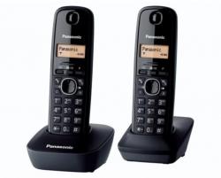 Panasonic  DUO hívóazonosítós  dect telefon(KX-TG1612HGH)