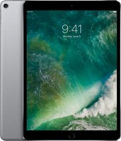 Apple 10,5 iPad Pro 64 GB  2017 Wi-Fi + Cellular Asztroszürke (MPDY2)