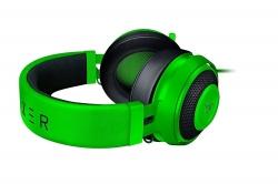 Razer Kraken Pro V2 oval green mikrofonos gamer headset (RZ04-02050600-R3M1)