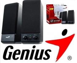 GENIUS SP-S110 Fekete Hangszóró (SP-S110)