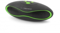 ESPERANZA TRIVAL BLUETOOTH SPEAKER BLACK-GREEN (EP117KG)