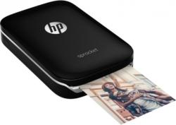 HP  SPROCKET Hordozható FOTÓNYOMTATÓ Fekete (Z3Z92A)