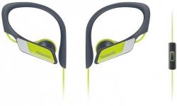 Panasonic lime sport fülhallgató (RP-HS35ME-Y)