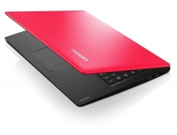 Lenovo IdeaPad 100S-14IBR Piros Outlet Notebook (80R900A6HV)