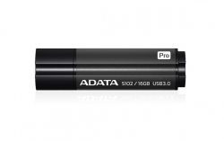 ADATA S102 PRO Pendrive 16GB Titanium (AS102P-16G-RBL)